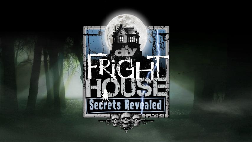 DIY Fright House