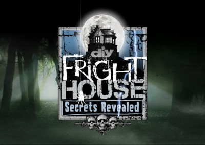 DIY Fright House