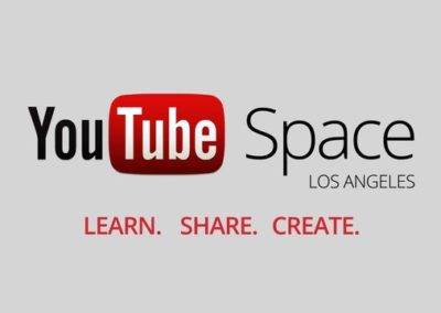 YouTube Space Live Stream